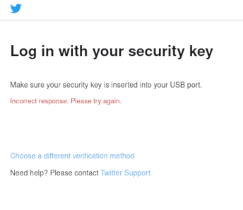 Setting up Google Titan Security Keys on Arch Linux